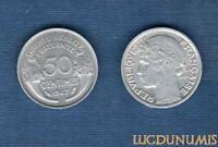 IV République, 1947-1959 – 50 Centimes Morlon 1947 SUP ++++