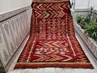 Beni ourain Moroccan Handmade Vintage Rug Azilal Berber Wool Carpet