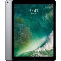 "Apple 12.9"" iPad Pro 2nd Gen 256GB Wi-Fi Space Gray MP6G2LL/A 2017 Model"