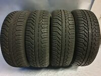 4st Winterreifen Winter Reifen Semperit MASTER GRIP 2 XL 215/60 R16 99H