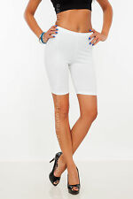 Leggings de algodón 1/2 Largo Encima Rodilla Pantalones cortos Active DEPORTE