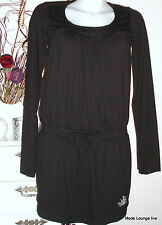 NTS not the same KLEID DRESS - black schwarz S 36 Garland neu new
