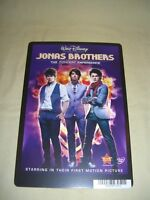 "Blockbuster 8"" Movie Display Card of JONAS BROTHERS"