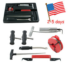 7pcs Windshield Removal Set Automotive Wind Glass Windscreen Remover Tool Kits