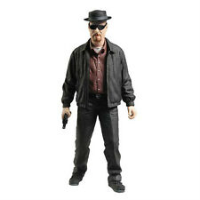 "BREAKING BAD WALT AS HEISENBERG WALTER WHITE 6"" ACTION FIGURE NEW!"