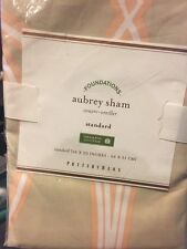 NEW Pottery Barn Aubrey Organic Standard Pillow Sham SOLD OUT @PB