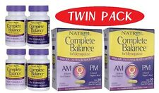 Natrol Complete Balance for Menopause AM PM / 30+30 Caps
