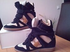 ISABEL MARANT High Top Sneaker Street-Fashion-Look Damen Gr.39 NEU