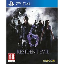 Resident Evil 6 HD PlayStation 4 Ps4