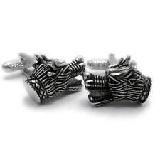 Fabulous Chinese Dragon Cufflinks Cuff Links by Onyx Art New Boxed CK728