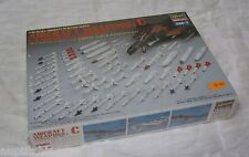 Hasegawa 1/48 Aircraft weapons : C U.S. missiles & gun pods x48-3