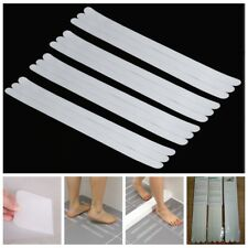 Anti Non Slip Bath Grip Stickers Shower Strips Flooring Safety Tape Pad 12PCS