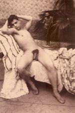 study of a male nude, Vincenzo Galdi 1890s (Reprint)