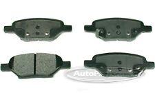 Disc Brake Pad Set-Ceramic Pads Rear Tru Star CBP1033