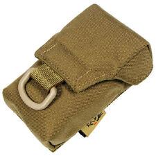 Flyye Icomm Iphone Cover Smartphone Zak Camera Case Molle Cordura Coyote Brown
