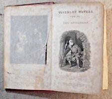The Antiquary, Waverley Novels Volume VI by Walter Scott 1830
