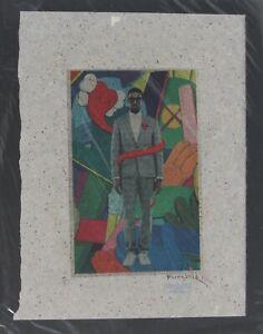 808 & Heartbreak Album Art Kanye West Print by Fairchild Paris LE 5/25