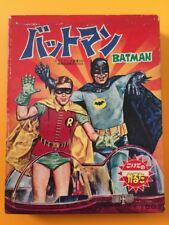 Vintage BATMAN KARUTA Japanese Card Game Unused Made in Japan KOIDE NO KARUTA