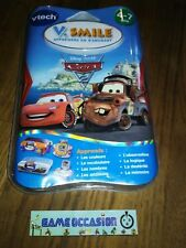 CARS 2 II DISNEY PIXAR V.SMILE CARTUCHO VTECH