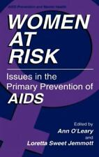Aids Prevention and Mental Health Ser.: Women at Risk : Issues in the Primary...