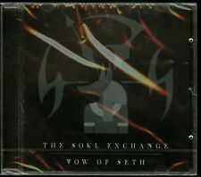 The Soul Exchange Vow Of Seth CD new Pride & Joy Music Melodic Metal