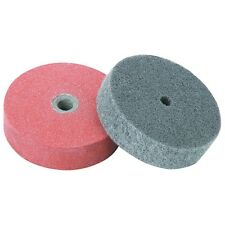 3 In. Bench Grinding Wheel Assorted Set 2 Pc