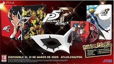 Persona 5 Royal Phantom Thieves Edition Sony PlayStation 4 PS4 New Sealed