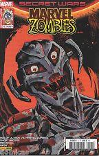 Secret Wars - Marvel Zombies N°5 - Panini-Marvel Comics - Mai 2016