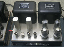 Vintage McIntosh MC60 Vacuum tube  Power Amplifier Pair  Local Pick Up Only