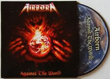 Airborn Against The World Rare German Adv Cardcover CD 2002