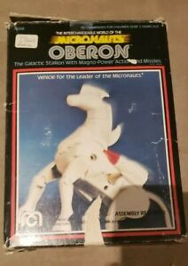 Micronauts Oberon In Original Box, 1977 Used, Almost Complete