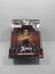 Jada Die-Cast Metal Logan Wolverine M239 LootCrate Exclusive Figure