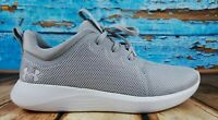 Under Armour Gray Athletic Running Shoes Tennis Shoes Women's Size 11