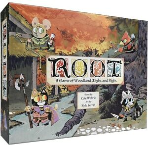 Leader Games Root Base Game Party Strategy Game