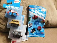 Fisher Price Thomas and Friends Minis NEW