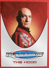 THUNDERBIRDS (The 2004 Movie) - Card#15 - The Hood - Cards Inc 2004