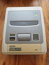 Super Nintendo SNES Konsole Ohne Kabel