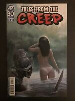 Tales from the Creep #1 first printing 2015 Antarctic Press Comic Book