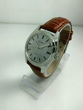 Vintage Citizen 63-8579 NOS Hand Winding Watch cal2520 Gray Dial 70's L1¬