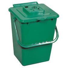 Kitchen Compost Bucket Container Waste Collector Bin Pail Odor Free Shipping New