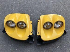 Rare Mazda RX7 RX-7 FD3S External 4-lamp headlight set