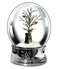 Heaven Sends Black Labrador Christmas Snow Globe - Christmas Decorations