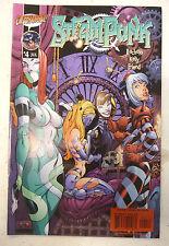 steampunk 4  cliffhanger chris bachalo image comics