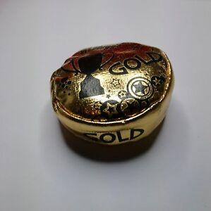 Kelloggs Brazil 2014 World Cup RARE GOLD Rio Play Ball