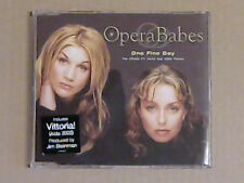 Opera Babes - One Fine Day (The Official ITV World Cup 2002 Theme) (CD Single)