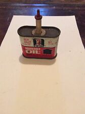 Vintage 3 in 1 Oil Tin Can 1fl oz