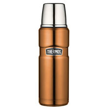 THERMOS Stainless King 16oz 470ml Insulated Beverage Bottle Flask Copper!