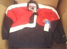Vintage ROFFE 1988 Pullover Ski Jacket USA Color Block Men's Medium NOS NWT New