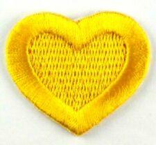 Applikation zum Aufbügeln Bügelbild 3-350 Herz