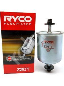 Ryco Fuel Filter FOR NISSAN SKYLINE R33 (Z201)